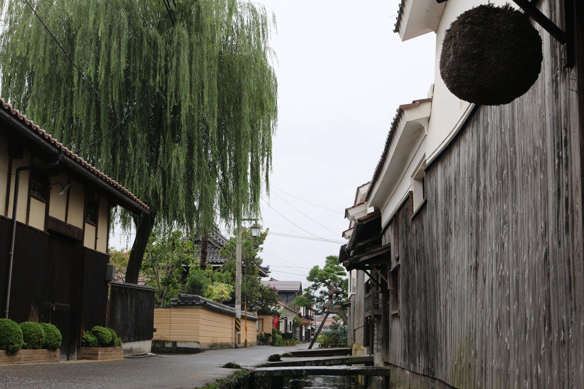 鳥取県倉吉市