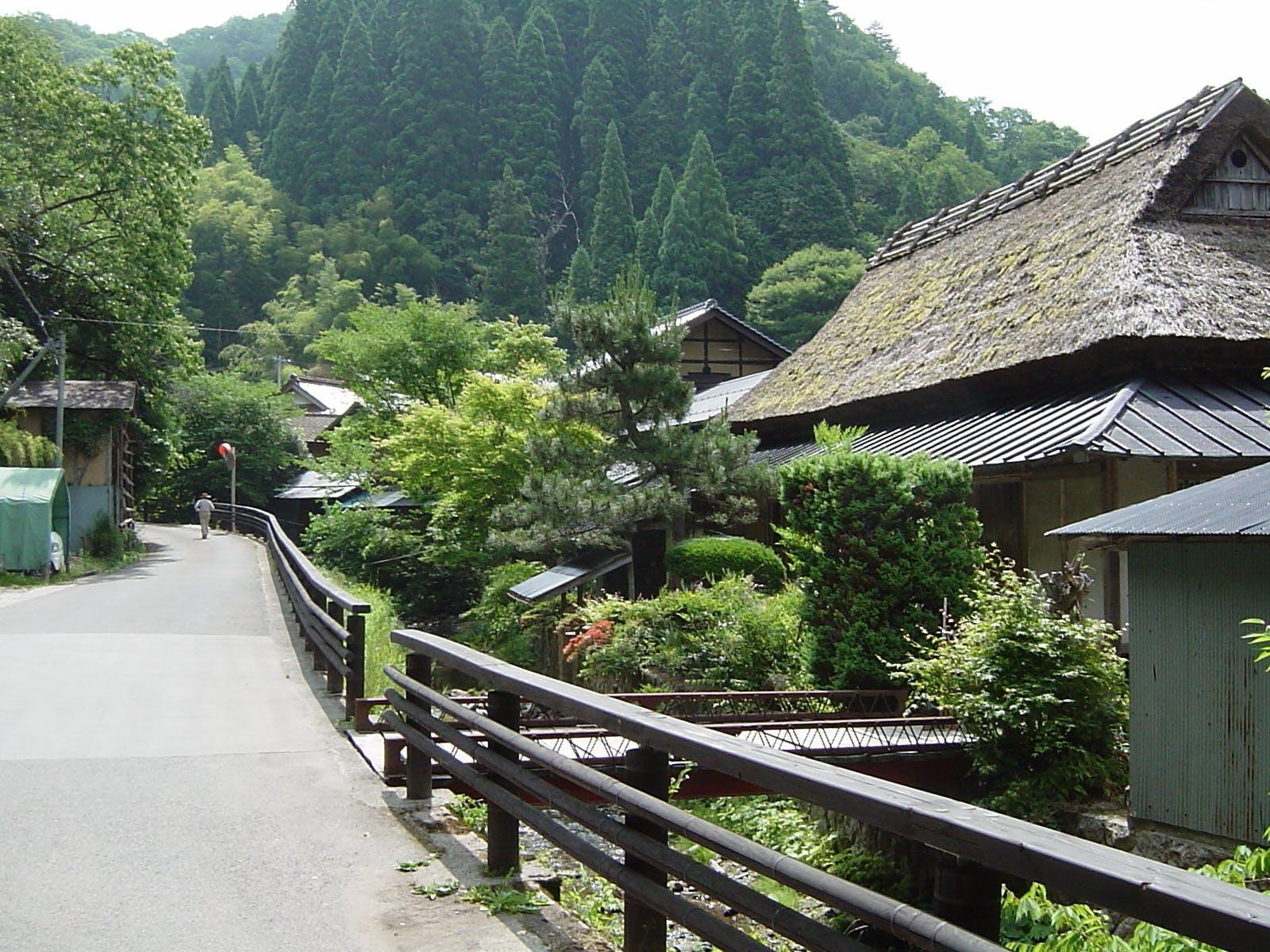鳥取県智頭町