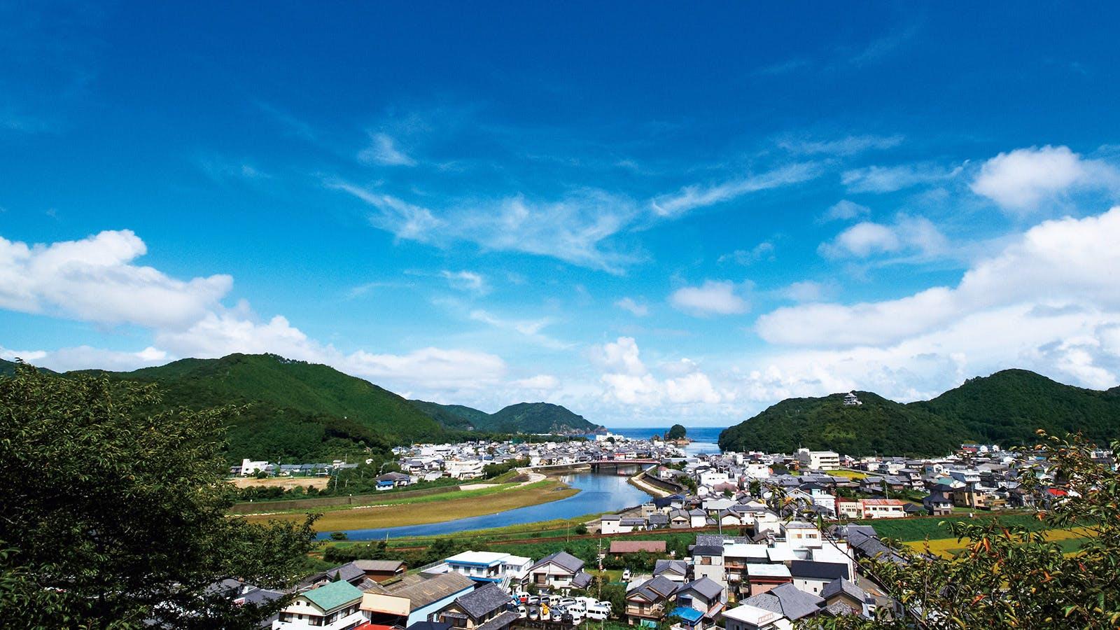 徳島県美波町