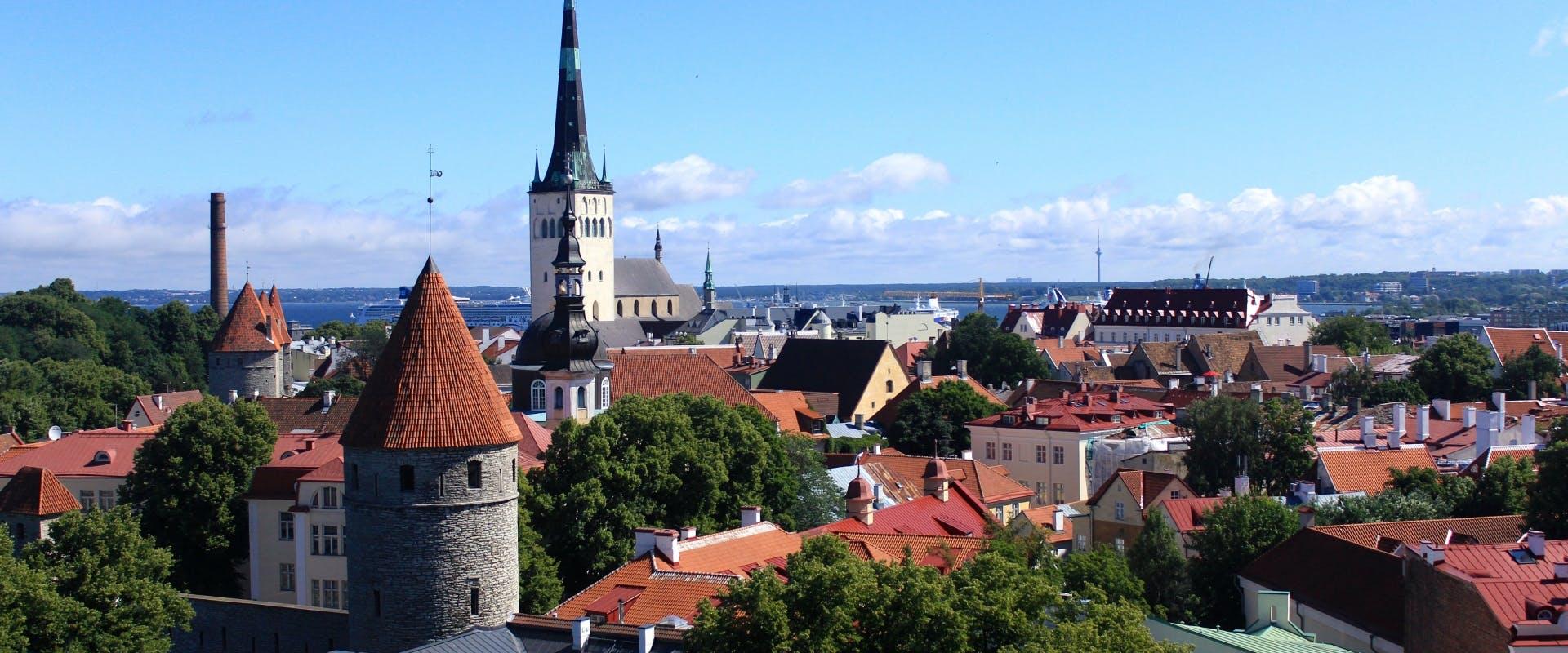タリン(エストニア)タリン