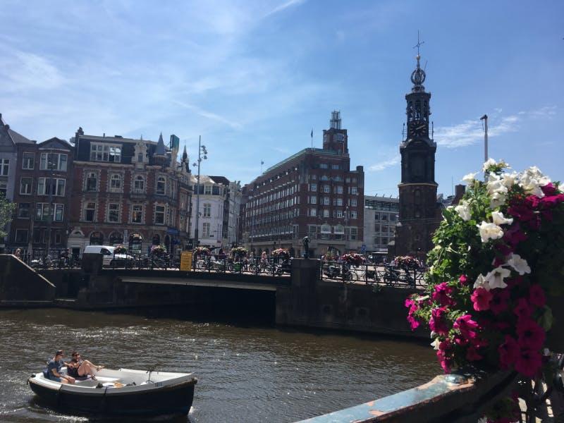 アムステルダム(オランダ)アムステルダム
