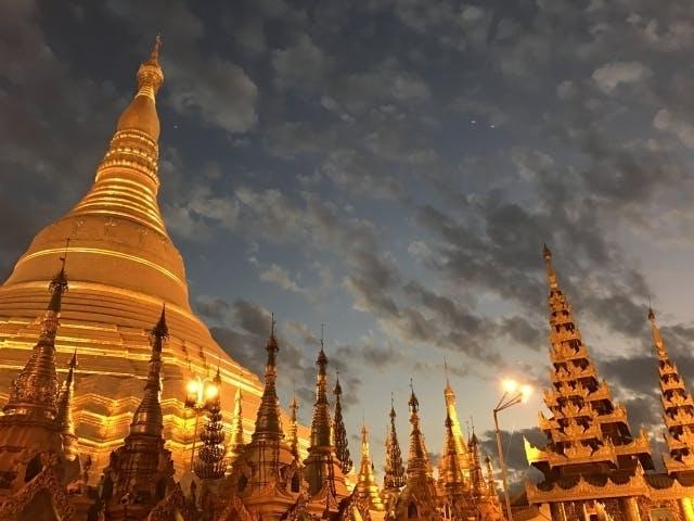 ヤンゴン(ミャンマー)ヤンゴン