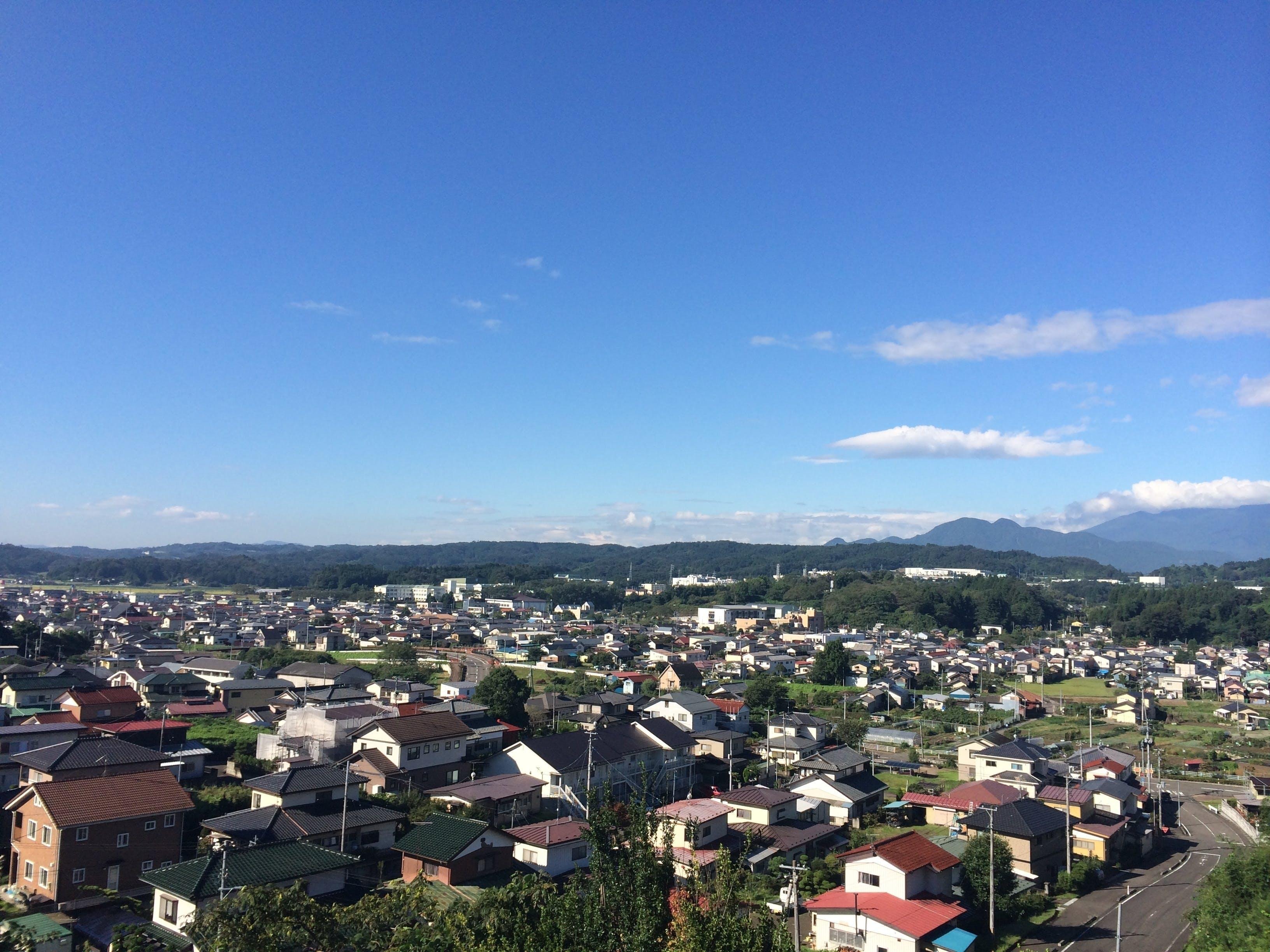 宮城県村田町