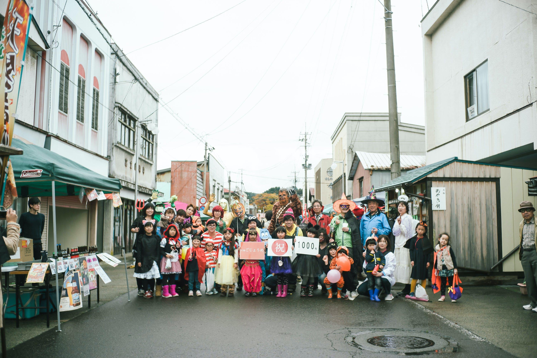 秋田県五城目町