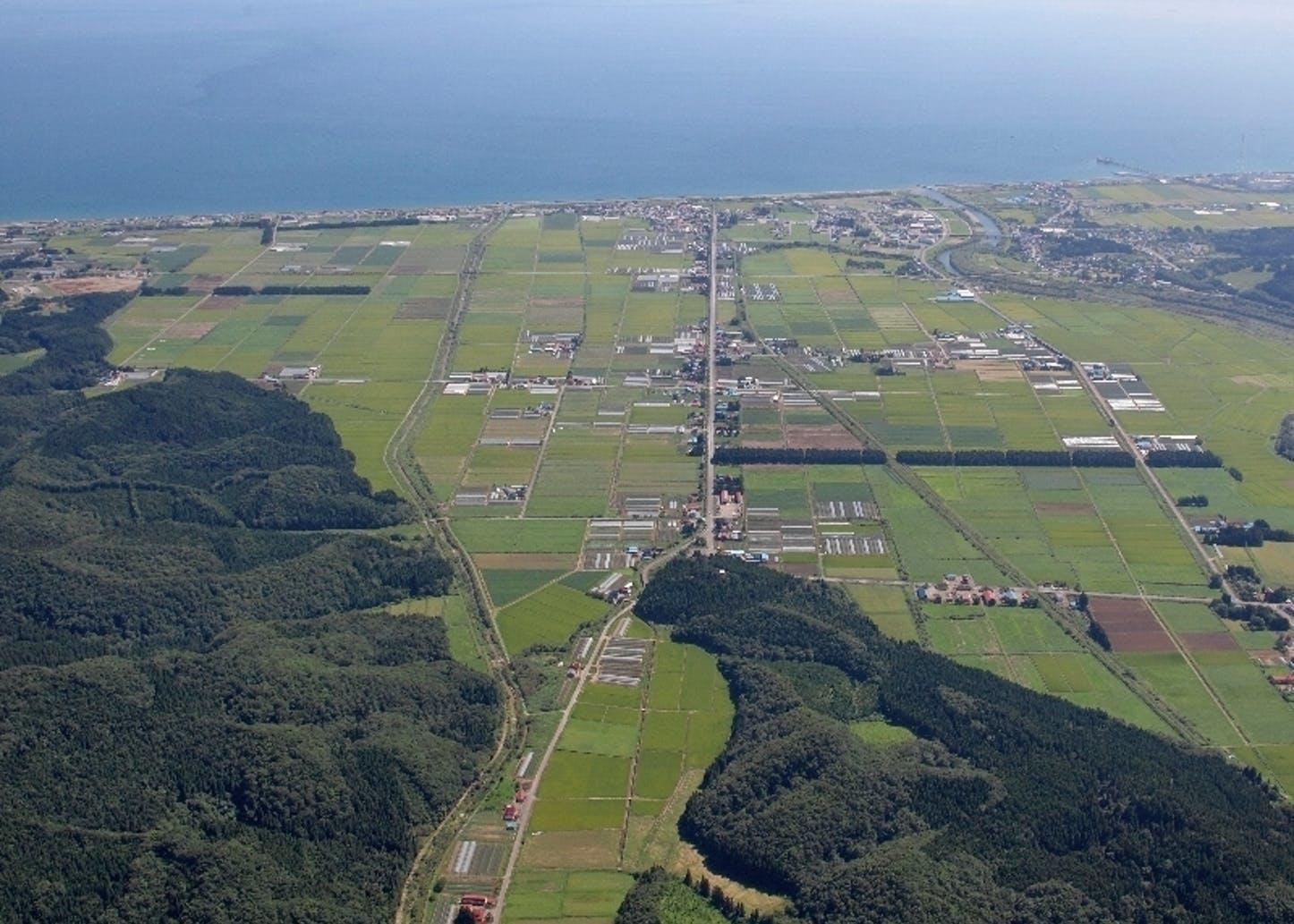 北海道知内町