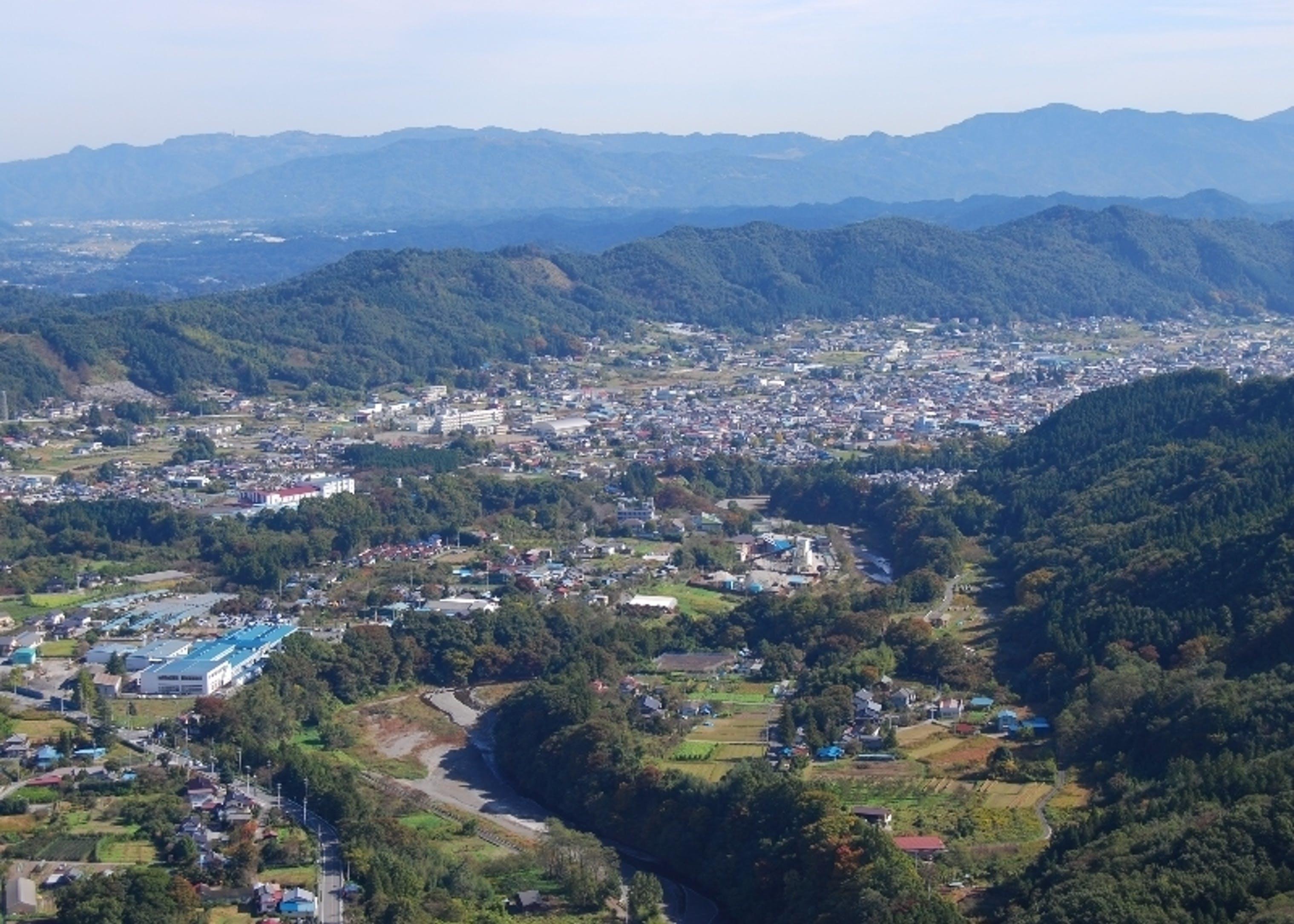 埼玉県小鹿野町