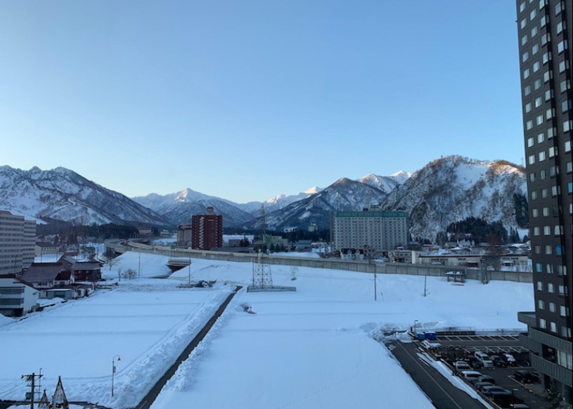 新潟県湯沢町