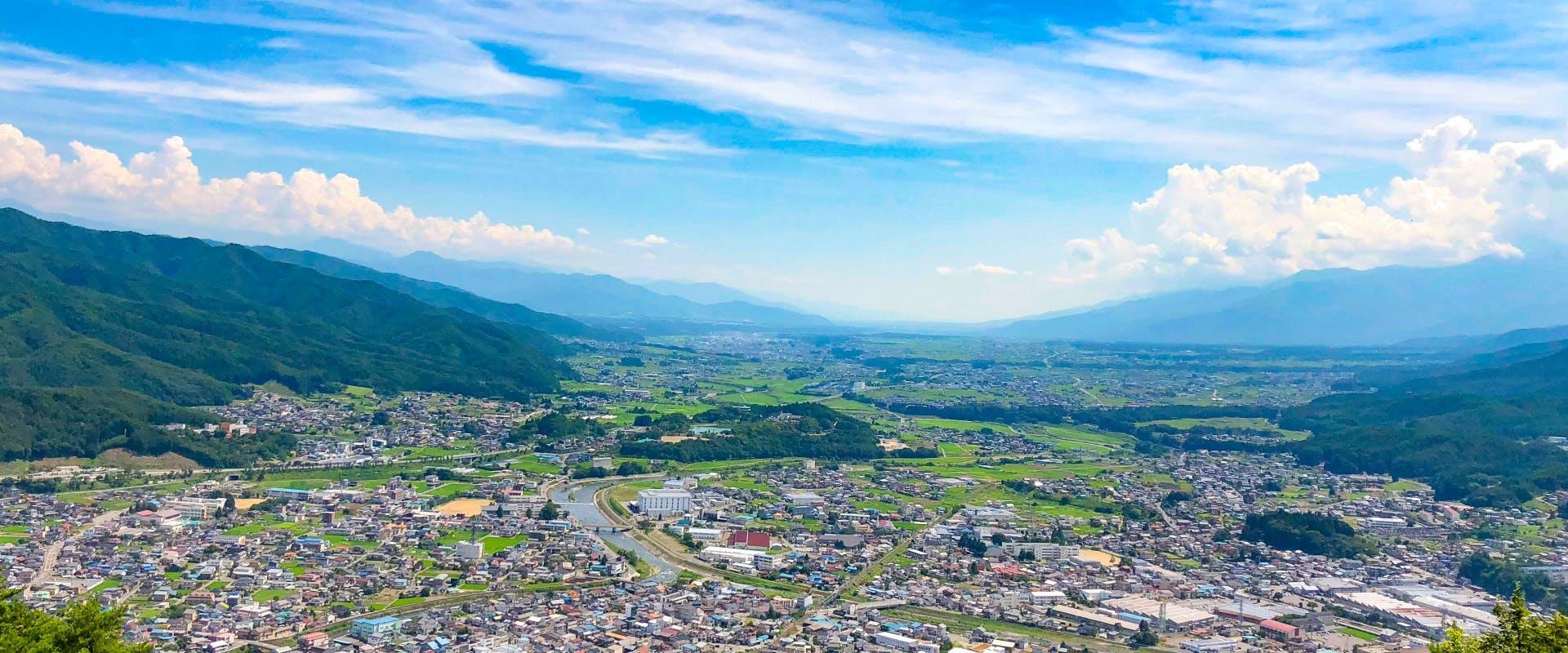 長野県辰野町