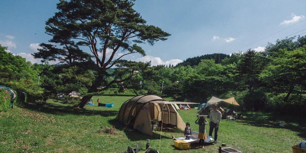 秘境の村のキャンプ場がリニューアル!再スタートをともに歩んでくれる仲間を募集中!!