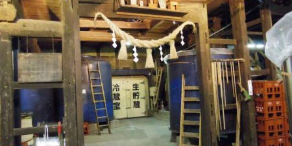 ※開催中止【2/29@永田町イベント有】創業230余年の酒蔵で、1からつくるここにしかない「酒造り」