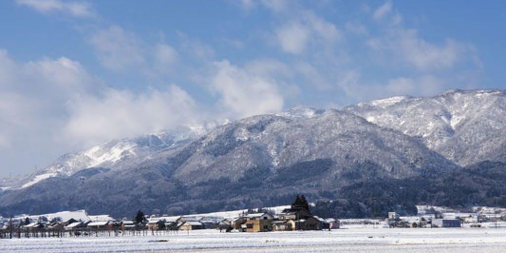 スキー場のある豊かな農村地域に遊びに来てみませんか?南砺市西太美地域づくり協議会