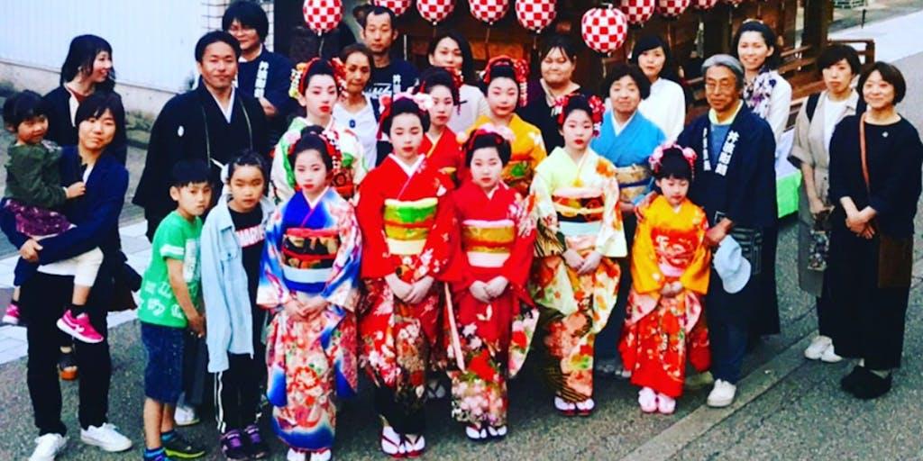 日本遺産「木彫刻のまち井波」の踊り屋体の曳き方ボランティアを募集