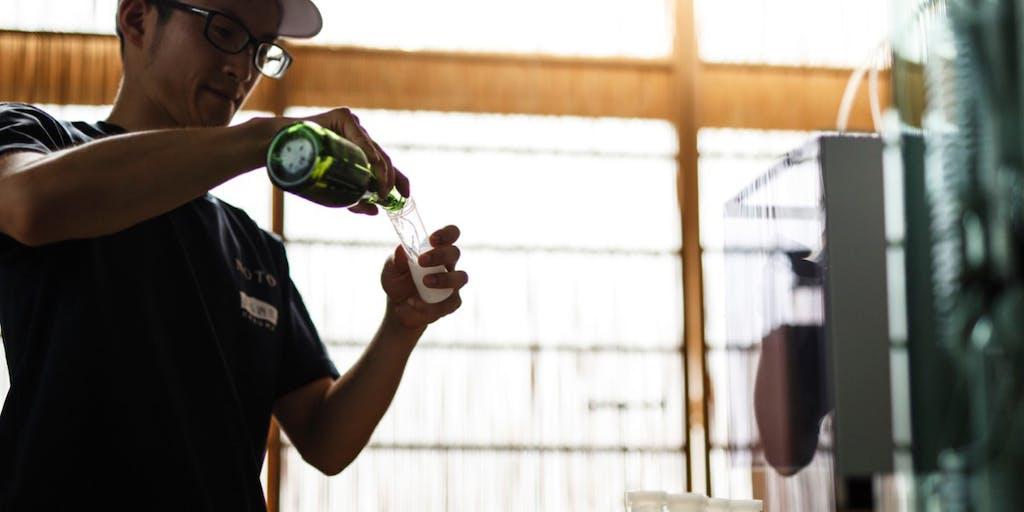能登半島@能登町:能登の地酒を世界に!SGDsを実践する5代目蔵元の挑戦。