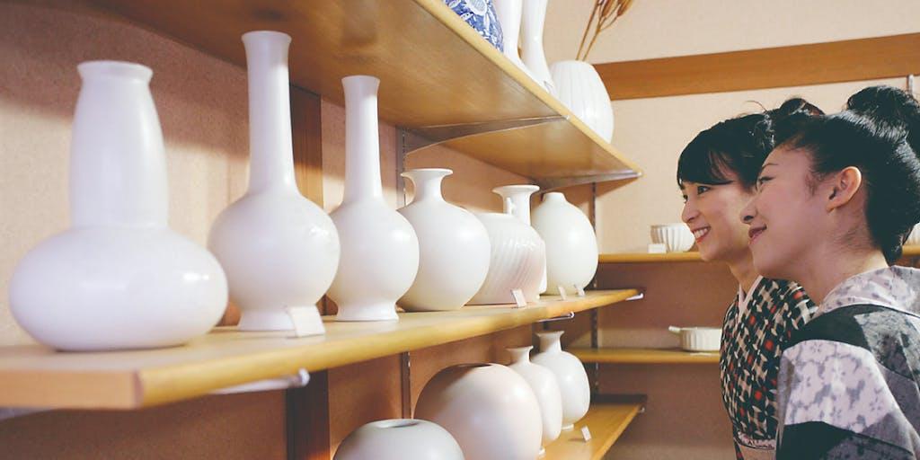 【地域おこし協力隊募集】風情ある城下町で、伝統ある磁器「出石焼」を作る陶芸家になりませんか?