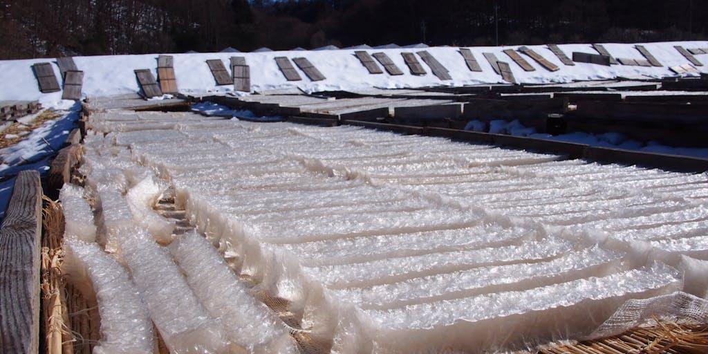 地域の食文化に触れる!日本一の産地で学ぶ「棒寒天」のこだわり【9〜11月ツアー募集】