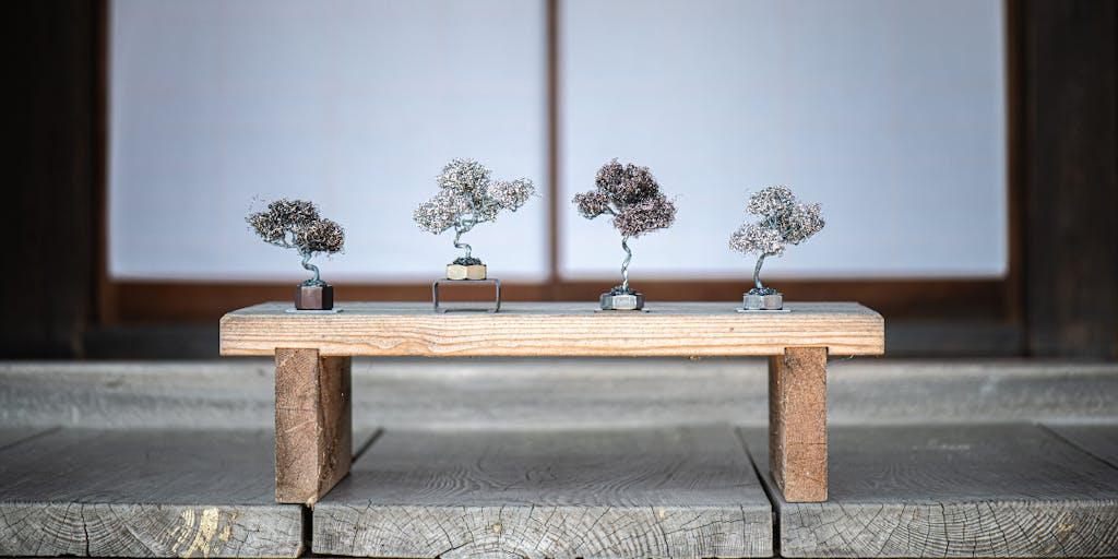 【延期】\\ 7/11(土) 新潟県・三条市のものづくりを東京で!// ミニメタル盆栽作りを通じてものづくりのまちの魅力を感じてみませんか?