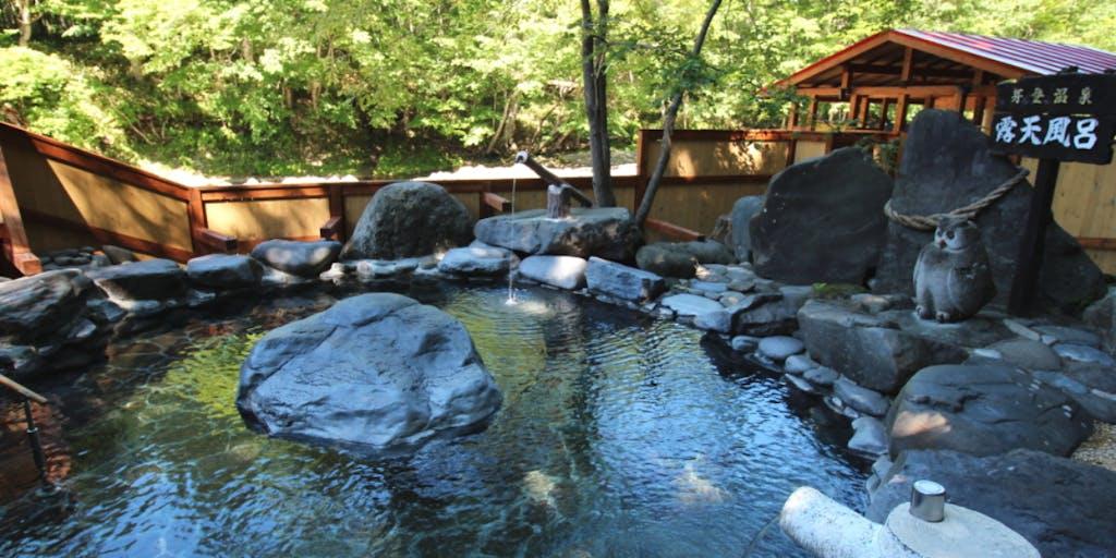 開湯100年以上、森の奥にひっそりとたたずむ芽登温泉の後継者を募集しています!