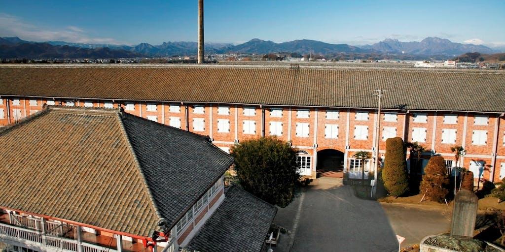 世界遺産「富岡製糸場」で働きませんか?シルクブランドをPRしてくれる人を探しています【地域おこし協力隊募集】