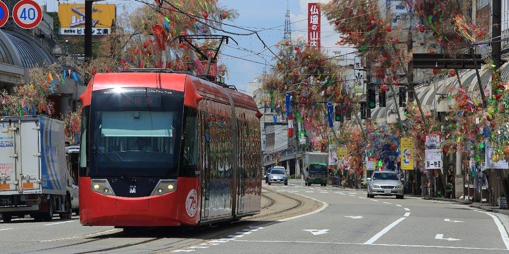 【高岡市地域おこし協力隊】高岡市の魅力を全国に発信する「公共交通ナビゲーター」になりませんか?