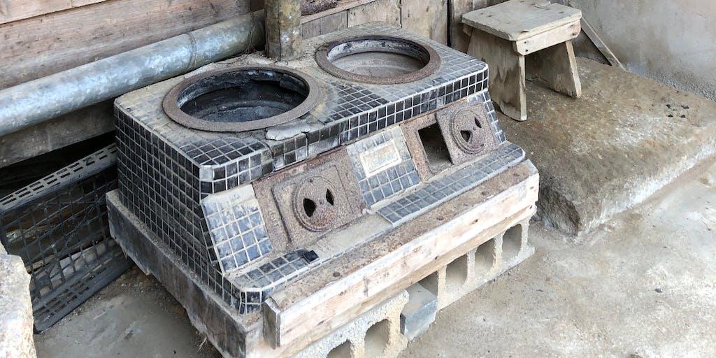 8月8日(土)奈良市「剣聖の里 柳生」にある民泊「奈良柳生邸」の納屋のおくどさん再生を一緒に手伝ってくれる方募集!