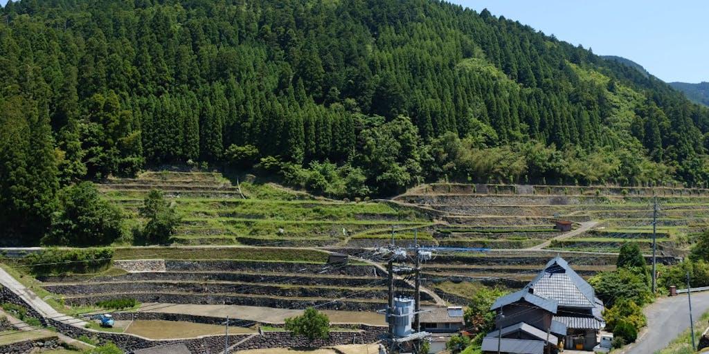 福岡県南部にある八女市で、仕事と暮らしの体験!