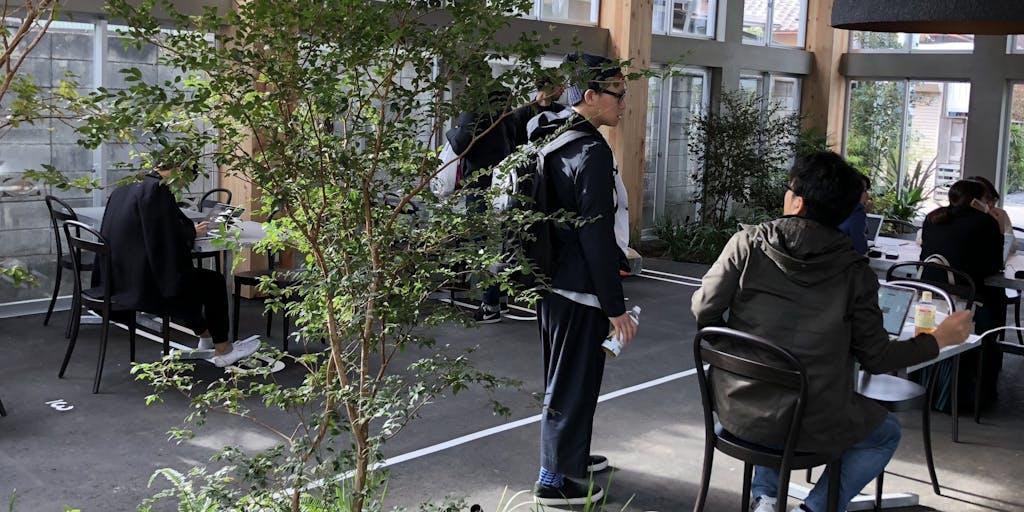 面白法人カヤック鎌倉オフィスで、お試し暮らしをしつつ、半年間働いてくれる方を募集
