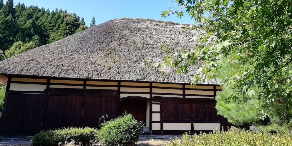 青森県五戸町「築200年の古民家」で極寒体験&ほっこり民泊で冬の農作業体験