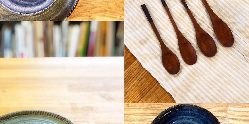 材木屋さんの木の仕事「カレースプーンを作る」【1/19開催】