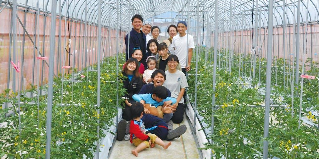 人に優しい野菜は、地球環境にも優しい。水資源に着目した技術や農業で働く人に触れてみませんか?地域に根ざし世界を変える農業生産法人で農業体験!