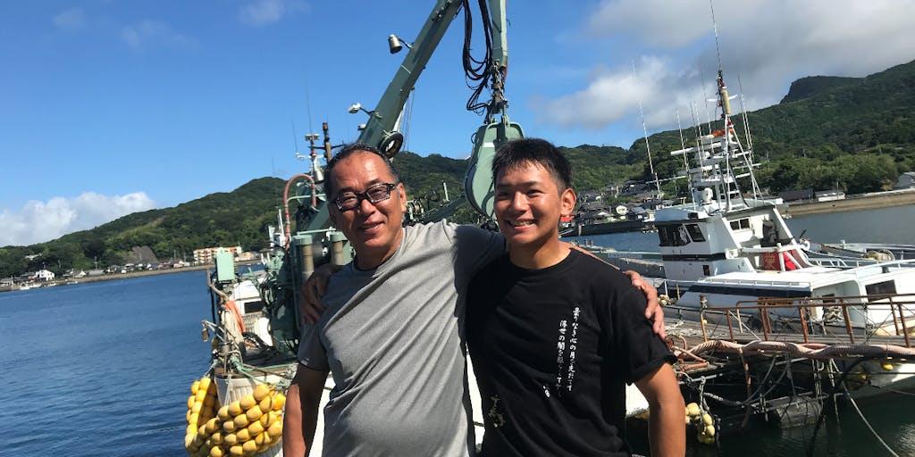 長崎・佐世保で漁師になろう!20〜30代活躍中!船長で年収500万も目指せます!未経験者大歓迎!