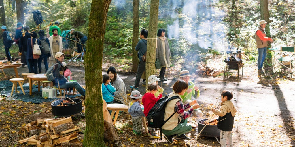 【11月1日開催!】長野県伊那市の森をオンラインで体験する1日を過ごしませんか?