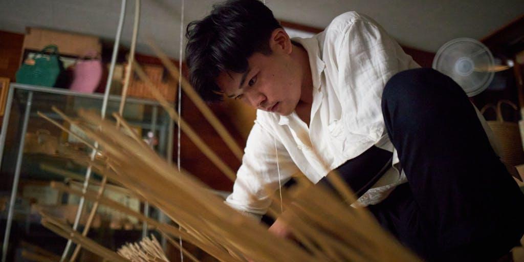 """1月20日締切:""""かばん""""の原点である「豊岡杞柳細工」の伝統を守り、世界に誇る職人になりませんか?"""
