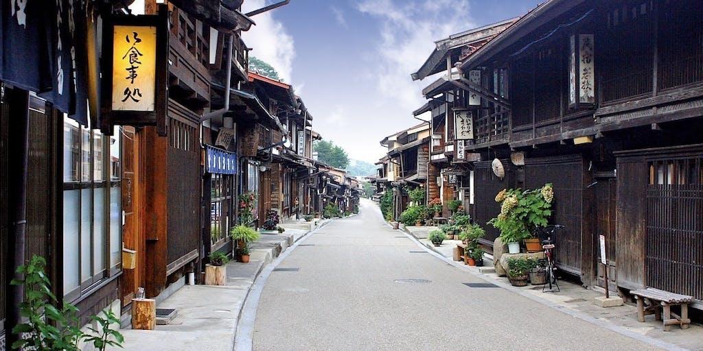 長野県塩尻市・奈良井宿に新しい体験を!(塩尻×信大生の「超挑戦」プロジェクト!)