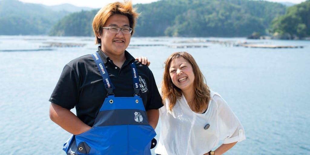 気仙沼に漁師を増やす仕掛け人、募集!