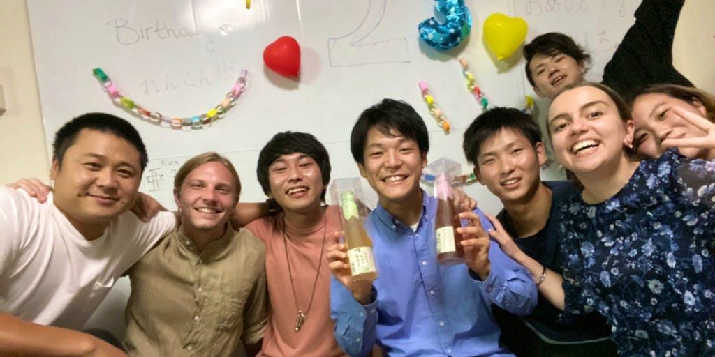 【1ヶ月から入居可能!】ひこにゃんの街・滋賀県彦根市の国際交流シェアハウスで、一緒に地域づくりをしませんか?
