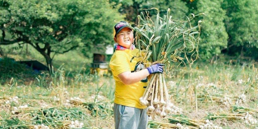 西粟倉村で野菜マルシェを企画運営 顔が見える地域内循環を実現し「農ある暮らし」を提案