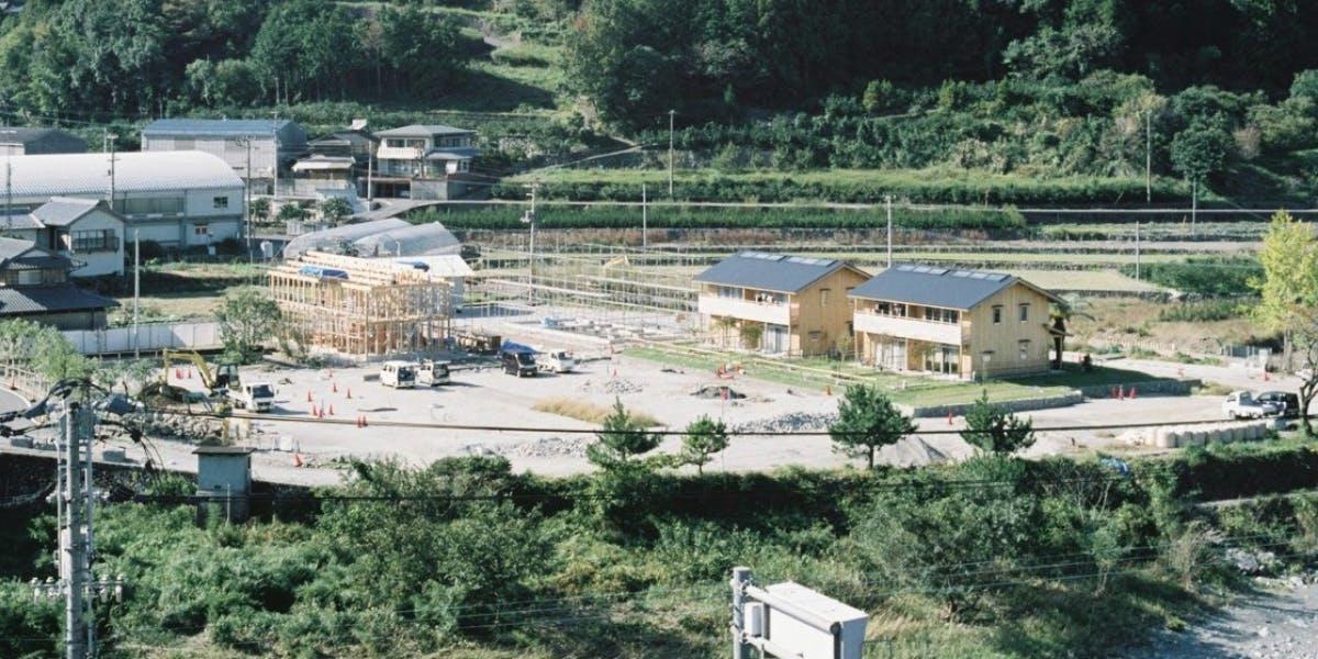 徳島・神山町の新しい集合住宅!ぐるっと見学ツアーの参加者募集