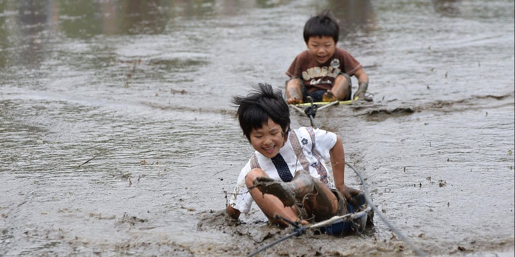 【6/30開催】童心に戻って田んぼで泥遊びしませんか?