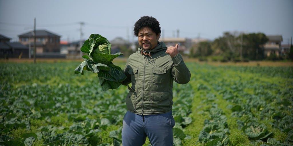 農業革命!農業をきっかけに自分のライフスタイルを見直すプロジェクト