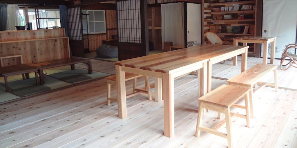 【受講生募集中!】島根県邑南町の空き家を題材にDIY型リノベーションスキルを学んでみませんか?
