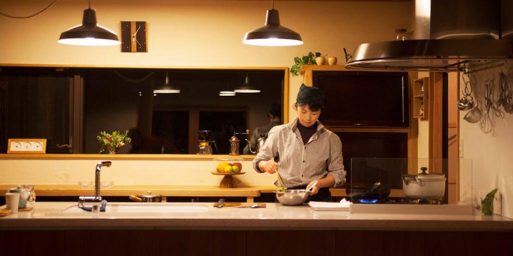 人と人が気軽に出会う「縁側」のような食のサービスをはじめてみませんか?