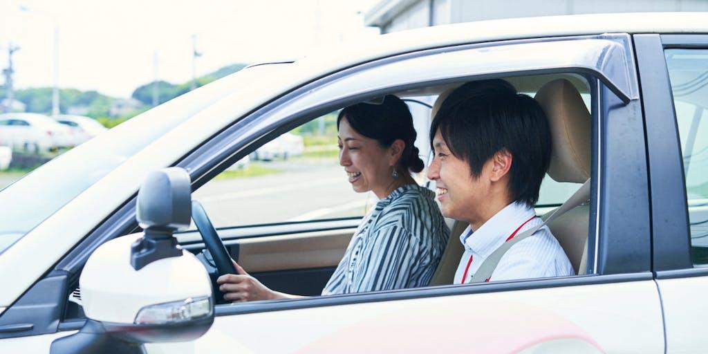高齢者ドライバー事故をなくしたい!「運転の健康診断」の営業マンを募集