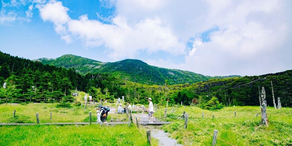 親子で楽しめる八ヶ岳の魅力を体験する家族モデルを募集します。