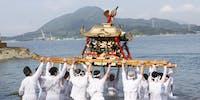 瀬戸内の小さな離島で200年続く海の祭を盛り上げてくれる大学生募集!!