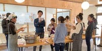 味噌づくり体験⚐⚑「愛菌家 みなみちゃん」と自分だけの味噌を仕込む♡下北山村の新米の米麹を使います♪