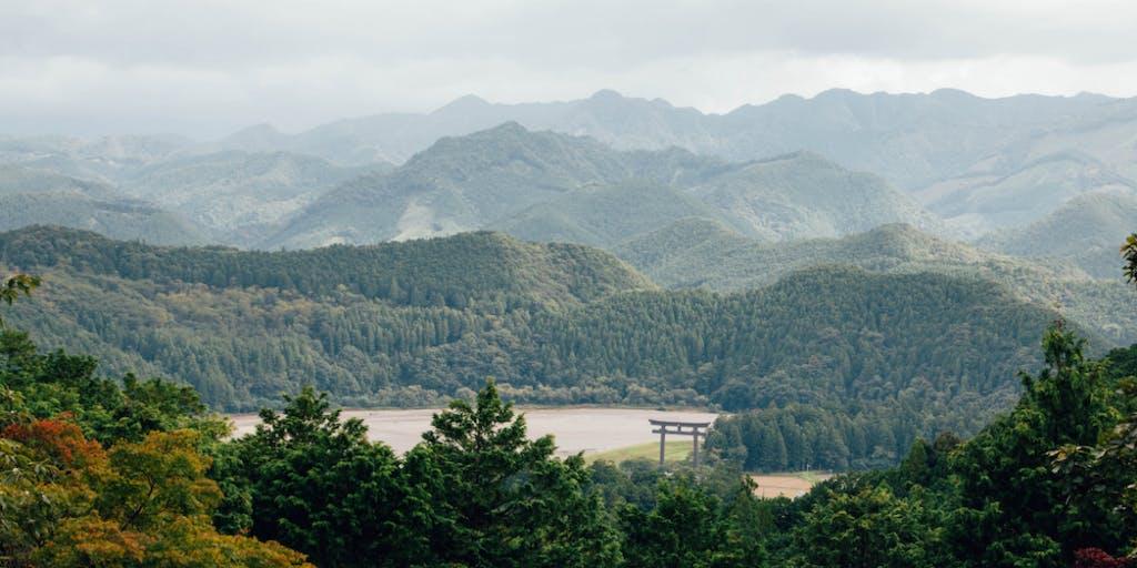 蘇りの道、世界遺産を語り部さんと歩く熊野古道ウォーク