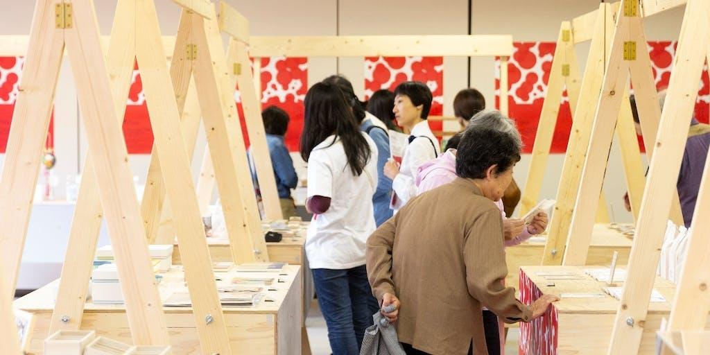 ものづくりに触れる体験型マーケット「RENEW(リニュー)」10月12日(土)~14日(月)開催