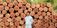 集まれ!森林LOVERS。96%が森林の村で、森林利活用を次のステージへ。