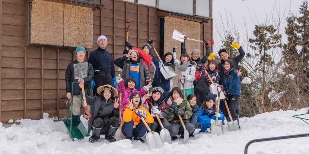 雪国の超絶ポジティブ思考を体感せよ!西会津の人と文化を知る1泊2日のツアー【11/30・12/1】