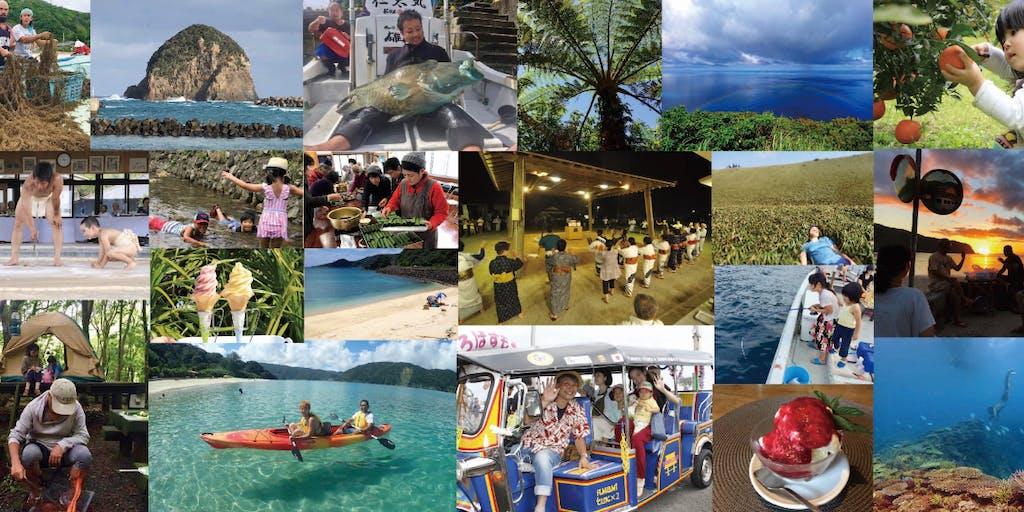 サンゴ礁の煌めく海、亜熱帯の深い森。世界遺産候補地の奄美大島で地域活性化!